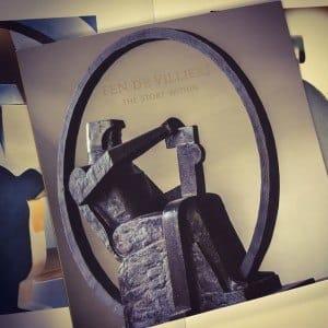 Kunstboek, kunstboeken, kunstuitgaven, stockmans, brunodevos, boekencurator, curatingartbooks, curatingarteditions, artbooks, iloveprinting, kunstcatalogus, artcatalogue, qualityprint, kunstdruk, kunstdrukkerij, passievoorboeken, luxedrukwerk, fendevilliers, thestorywithin, gallerie, paulverbeeck, galerieverbeeckvandyck, solo-expositie, kunstenaar, sculpturen, plaaster, brons, Fen de Villiers Stockmans