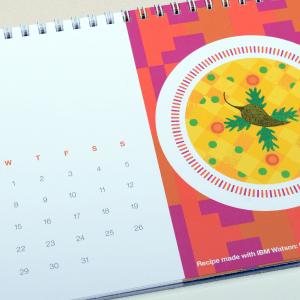 Komen eten, Kalenders, kalender, calendar, calendrier, staankalenders, deskkalender, driemaandkalender, 3maandkalender, viermaandkalender, 4maandkalender, stockmans, stockmanskalenders, kalenderlaboratorium, kalenderspecialist, btbkalenders, fotokalenders, kunstkalender, tailormade, tailormadecalendars, kalenderdesign, kalenderontwerp, luxekalender, calendardesign, brunodevos, nickylurquin, komeneten, talloor, etenkalender